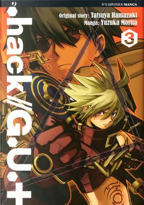 .hack//G.U.+ Vol. 3 by Yuzuka Morita