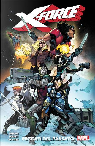 X-force vol. 1 by Ed Brisson