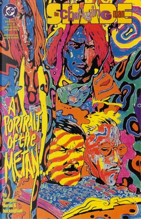 Shade, the Changing Man Vol.2 #31 by Peter Milligan