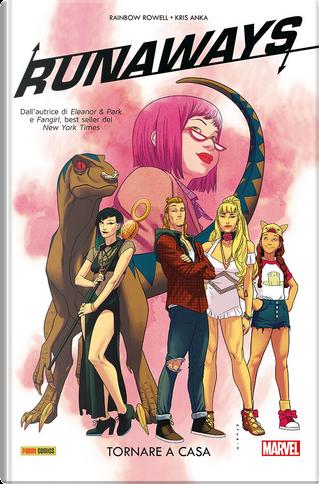 Runaways vol. 1 by Rainbow Rowell