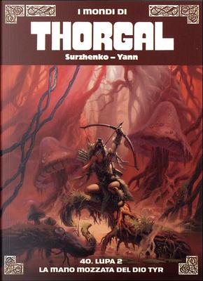 Thorgal n. 40 by Balac