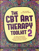 The CBT Art Therapy Toolkit 2 (Mandalas) by James Manning
