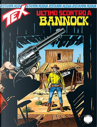 Tex Nuova Ristampa n. 409 by Mario Boselli