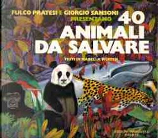 40 animali da salvare by Isabella Pratesi