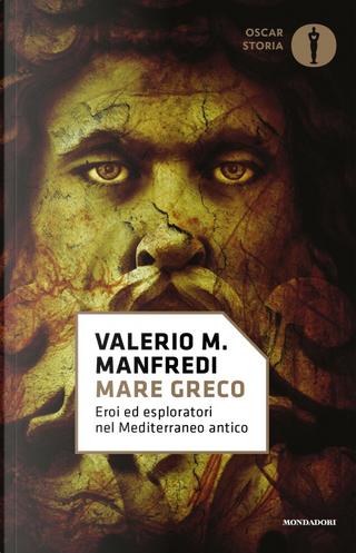 Mare greco by Valerio Massimo Manfredi