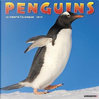 Penguins 2019 Calendar by Willow Creek Press