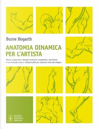 Anatomia dinamica per l'artista by Burne Hogarth