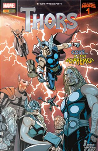 Thor n. 202 by Al Ewing, Jason Aaron