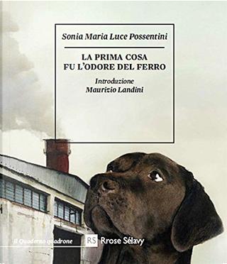 La prima cosa fu l'odore del ferro by Sonia Maria Luce Possentini