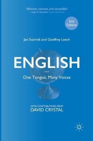 English – One Tongue, Many Voices by Jan Svartvik