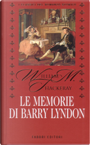 Le memorie di Barry Lindon by William Makepeace Thackeray