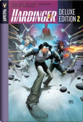 Harbinger 2 by Joshua Dysart