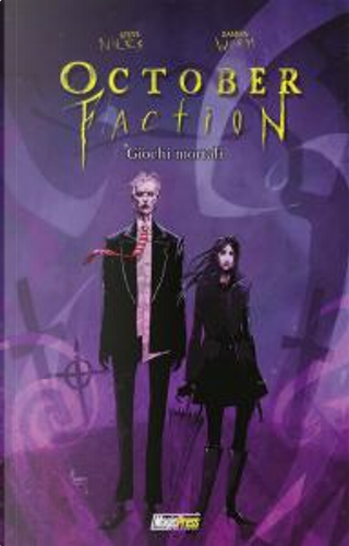October Faction vol. 4 by Steve Niles