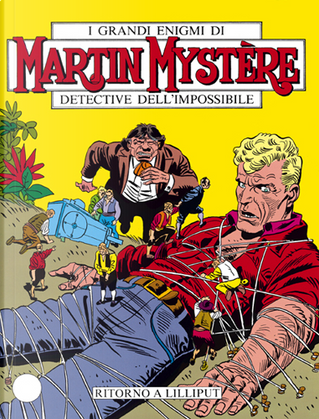 Martin Mystère n. 54 by Alfredo Castelli, Alessandro Chiarolla, Pier Francesco Prosperi, Enrico Bagnoli (Henry)