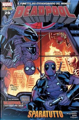 Deadpool n. 87 by Cullen Bunn, Joe Kelly