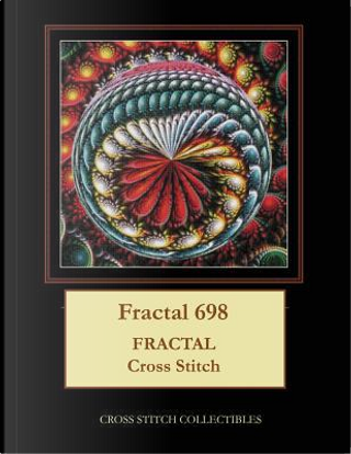Fractal 698 by Cross Stitch Collectibles