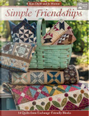 Simple Friendships by Kim Diehl