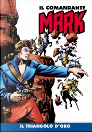 Il comandante Mark cronologica integrale a colori n. 48 by EsseGesse, Moreno Burattini