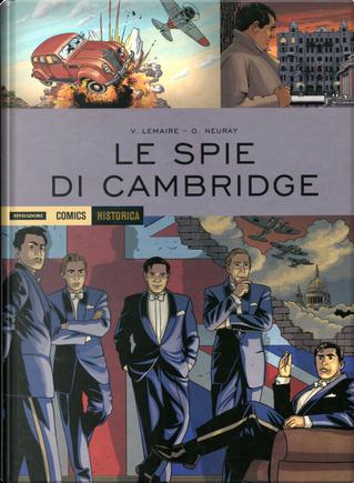 Le spie di Cambridge by Valérie Lemaire