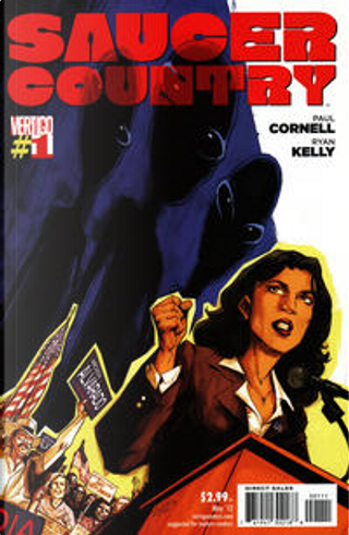 Saucer Country Vol.1 #1 by Paul Cornell