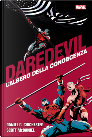 Daredevil Collection vol. 9 by D.G. Chichester, Gregory Wright
