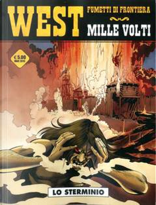 West - Fumetti di frontiera n. 20 by Philippe Thirault