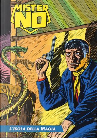 Mister No ristampa cronologica a colori n. 23 by Guido Nolitta