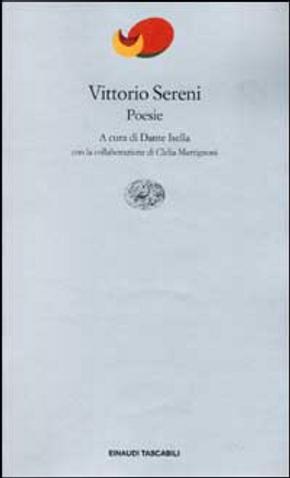 Poesie by Vittorio Sereni