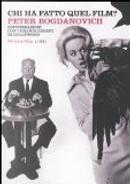 Chi ha fatto quel film? by Peter Bogdanovich