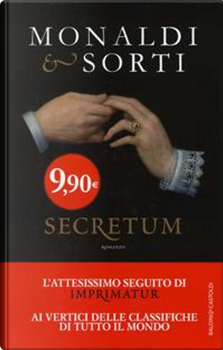 Secretum by Rita Monaldi