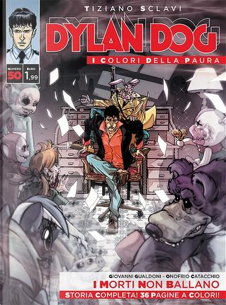 Dylan Dog - I colori della paura n. 50 by Giovanni Gualdoni