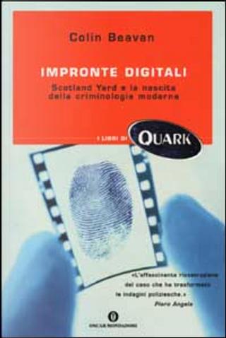 Impronte digitali by Colin Beavan
