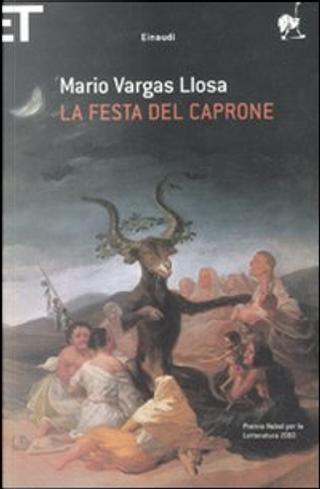 La festa del caprone by Mario Vargas Llosa
