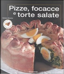 Pizze, focacce e torte salate by Giuliana Bonomo