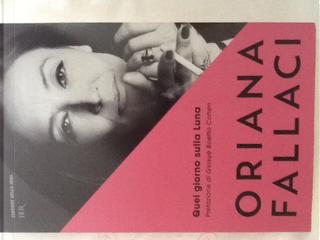 Quel giorno sulla luna by Oriana Fallaci