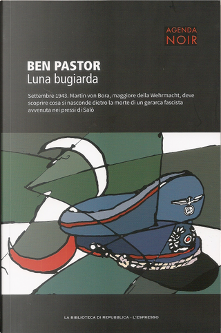 Luna bugiarda by Ben Pastor