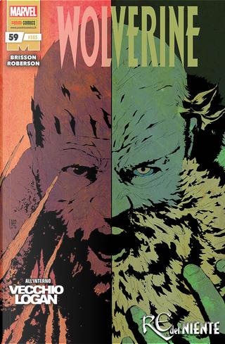 Wolverine n. 385 by Ed Brisson