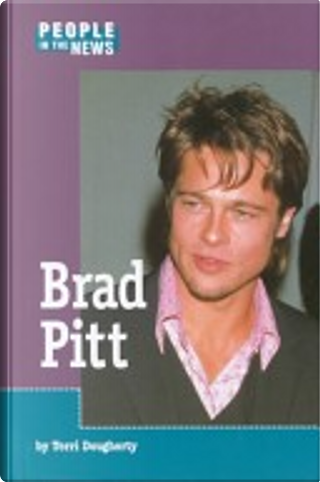 Brad Pitt by Terri Dougherty