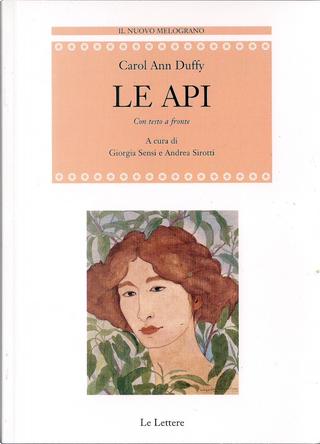 Le api by Carol Ann Duffy
