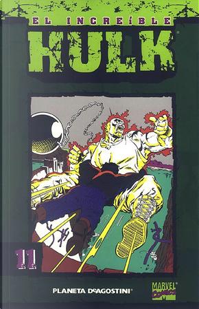 El Increíble Hulk. Coleccionable #11 (de 50) by Peter David