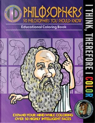 I Think, Therefore I Color by Keith Howell