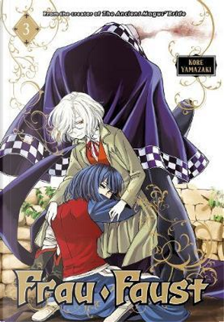 Frau Faust 3 by Kore Yamazaki
