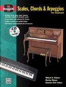 Scales, Chords and Arpeggios for Keyboard by Willard Palmer