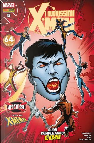 I nuovissimi X-Men n. 40 by Chad Bowers, Chris Sims, Dennis Hopeless