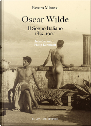 Oscar Wilde by Renato Miracco