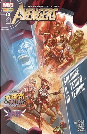 Avengers n. 87 by Mark Waid, Mike Del Mundo