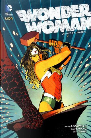 Wonder Woman vol. 2 by Brian Azzarello