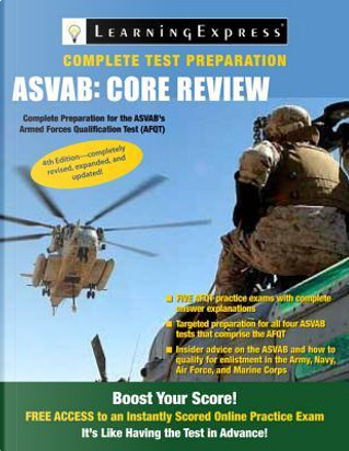ASVAB Core Review by Learningexpress