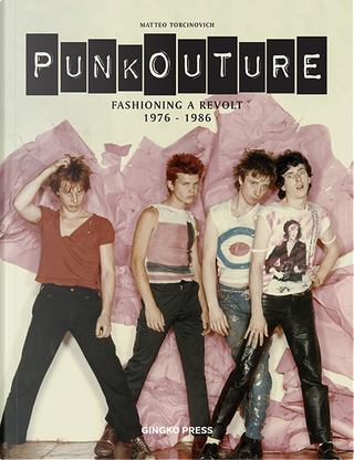 Punkouture by Matteo Torcinovich