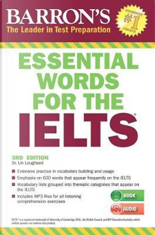 Barron's Essential Words for the IELTS by Barron's